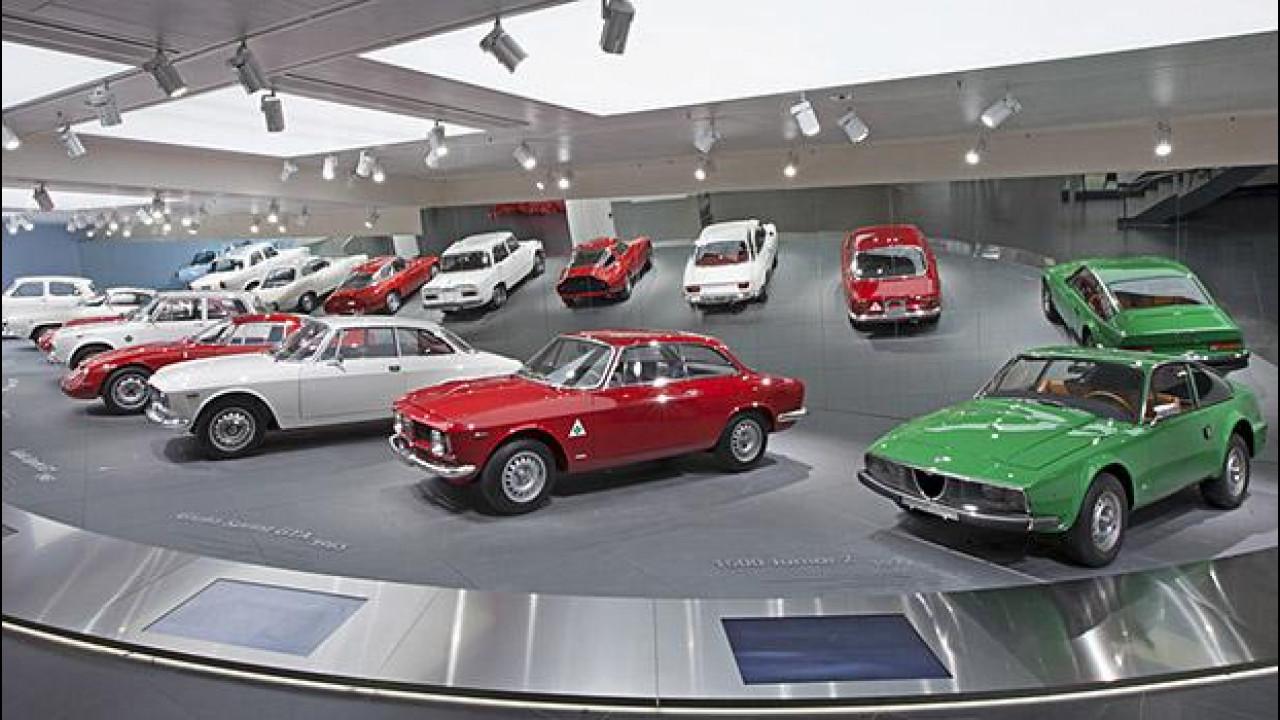 [Copertina] - Alfa Romeo, il museo storico attira 20.000 visitatori