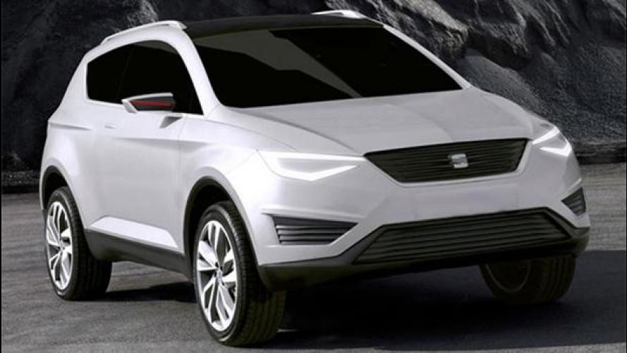 Seat SUV, il primo Crossover spagnolo arriva nel 2016