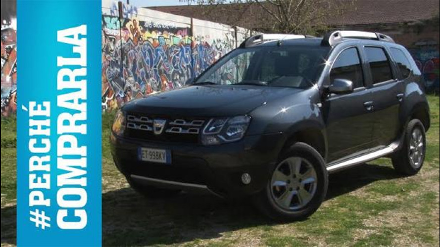 Dacia Duster, perché comprarla... e perché no [VIDEO]