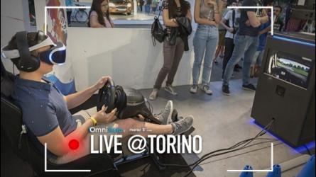 Parco Valentino, il divertimento è anche virtuale con Gran Turismo Sport