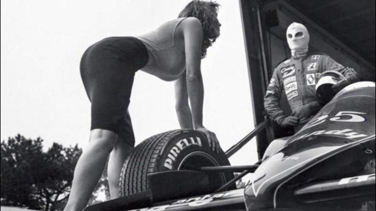 [Copertina] - Calendario Pirelli, per i 50 anni foto inedite di Helmut Newton