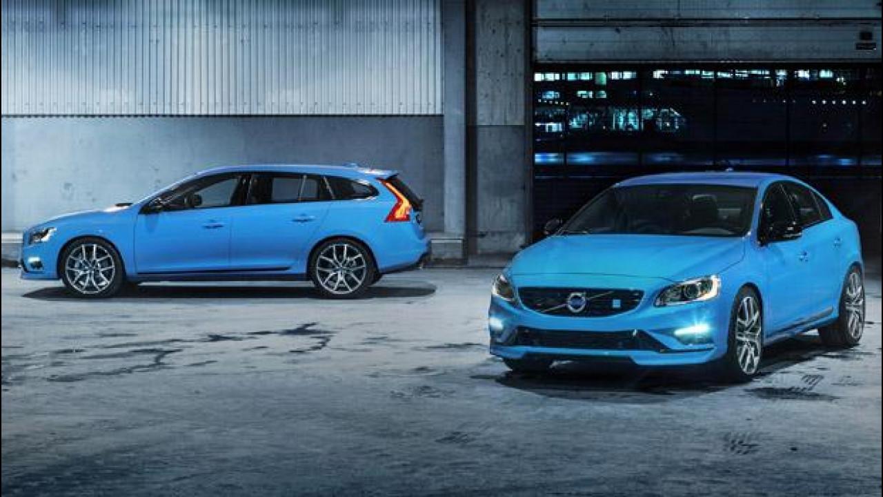 [Copertina] - Volvo S60 e V60 Polestar