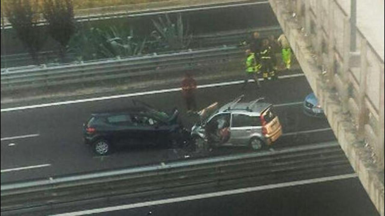 [Copertina] - Contromano in tangenziale, per la Procura è omicidio stradale volontario