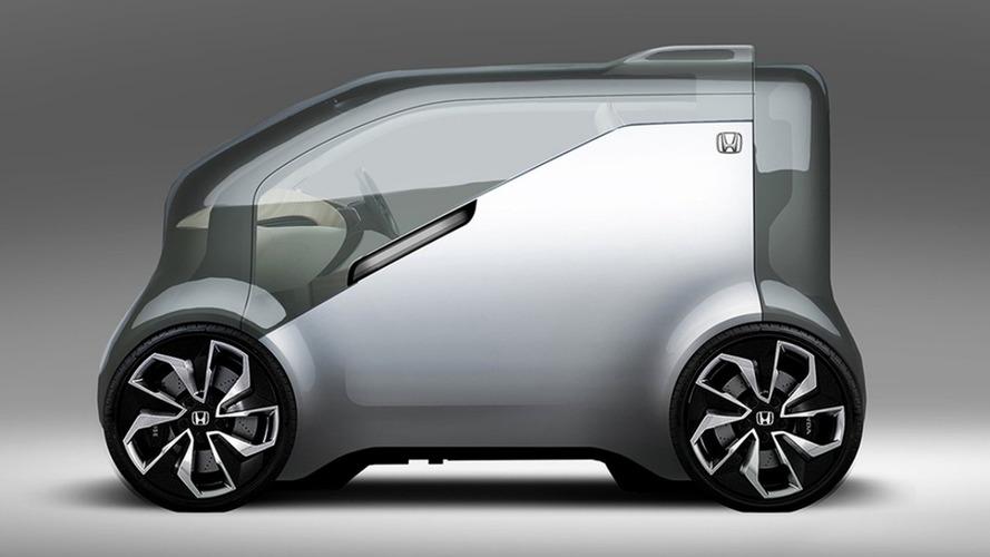"""Honda revela o NeuV, conceito capaz de manter """"relação emocional"""" com motorista"""