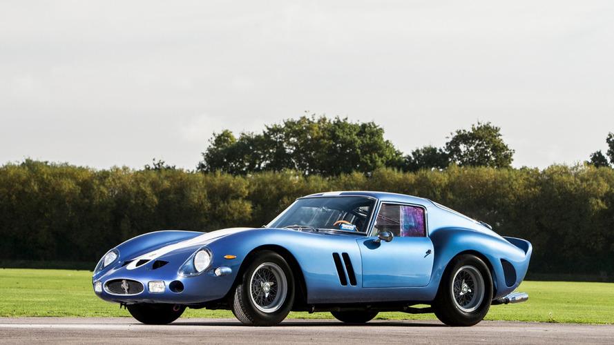 Népmesébe illő hajcihő kerekedett egy 50 millió dollárért vásárolt '62-es Ferrari 250 GTO váltója miatt