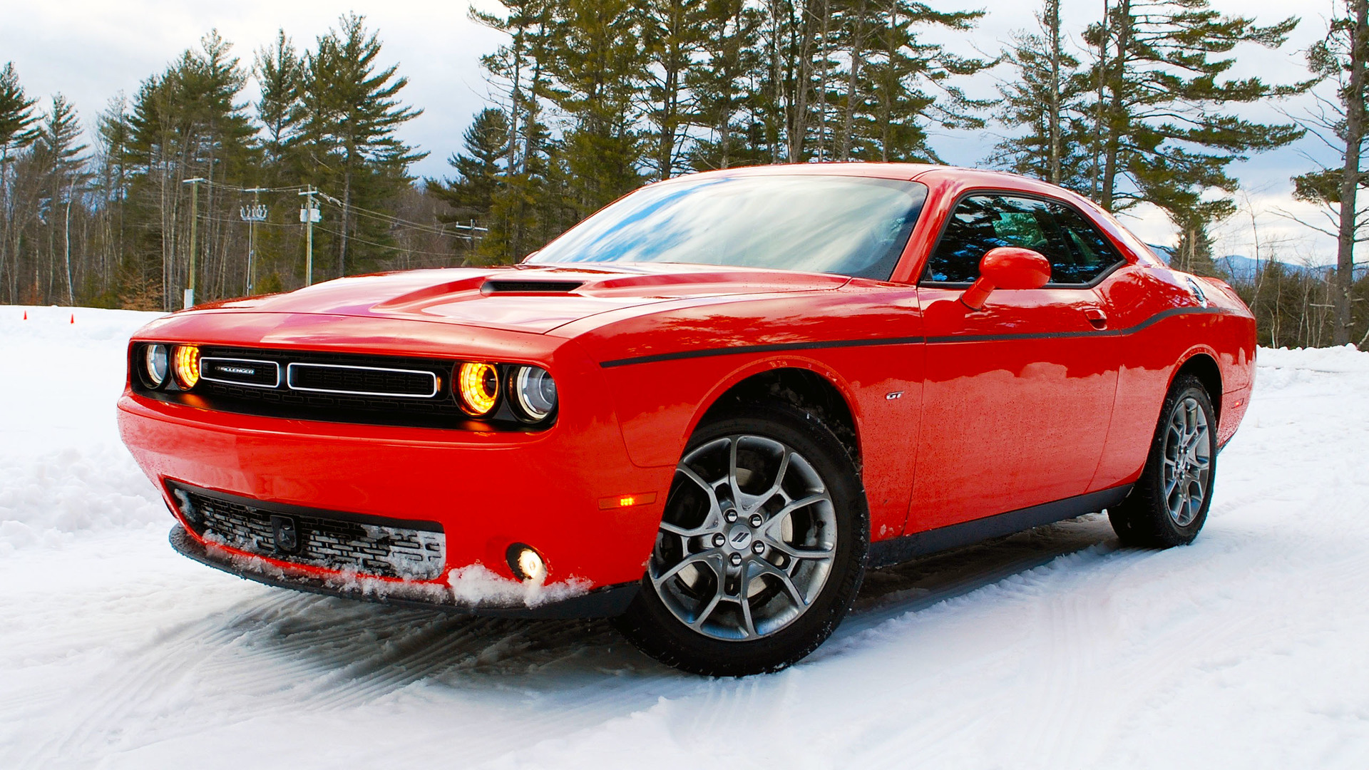 Challenger Drag Pak >> 2017 Dodge Challenger GT First Drive: Don't worry, it can ...