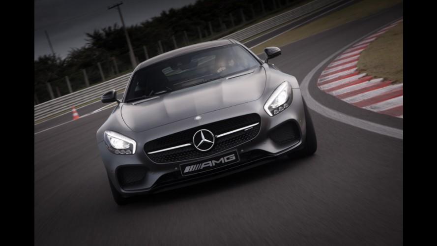 Vendas globais: Mercedes foi a marca premium que mais cresceu no 1º semestre