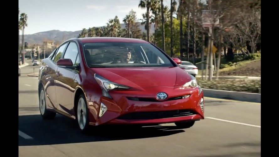 "Toyota deixa o Prius mais ""rock'n roll"" em comercial do Super Bowl"