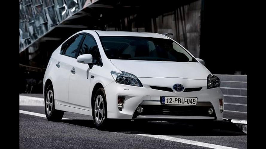 Toyota faz mega recall de 625 mil híbridos no mundo; Brasil fica de fora