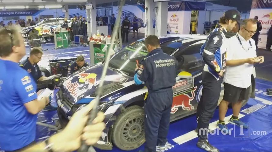 VIDÉO – L'impressionnant Mannequin Challenge de l'équipe Volkswagen WRC