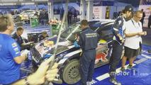 Mannequin Challenge Volkswagen WRC 2