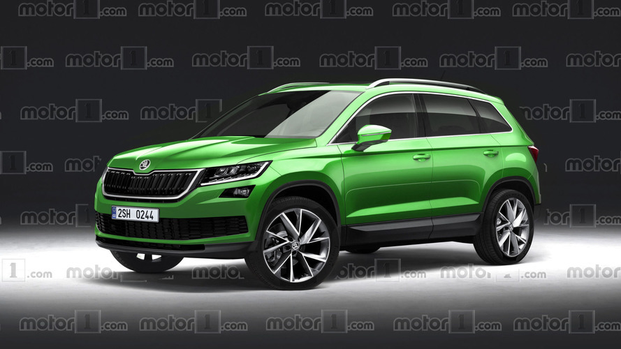 2018 Skoda Karoq To Replace Yeti?