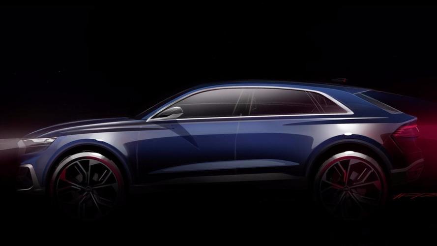 Audi Q8 e-tron Concept