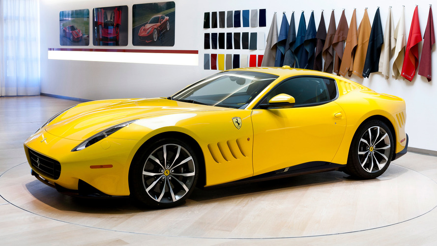 On en sait plus sur la Ferrari SP 275 RW Competizione