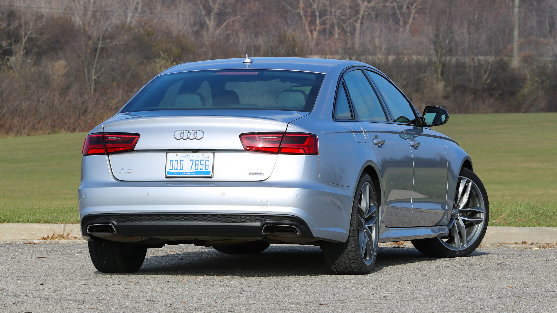 2017 Audi A6 3 0t Competition Review Call It The S6 Lite