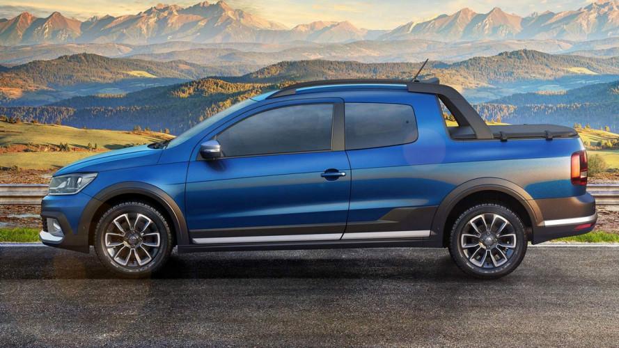 Volkswagen Saveiro tem 185 mil unidades convocadas por falha no freio