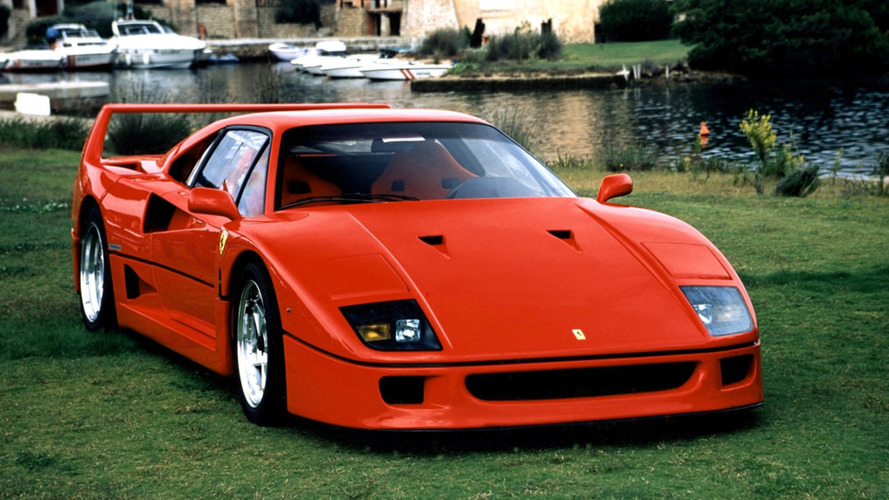 Ferrari F40-inspired one-off planned?