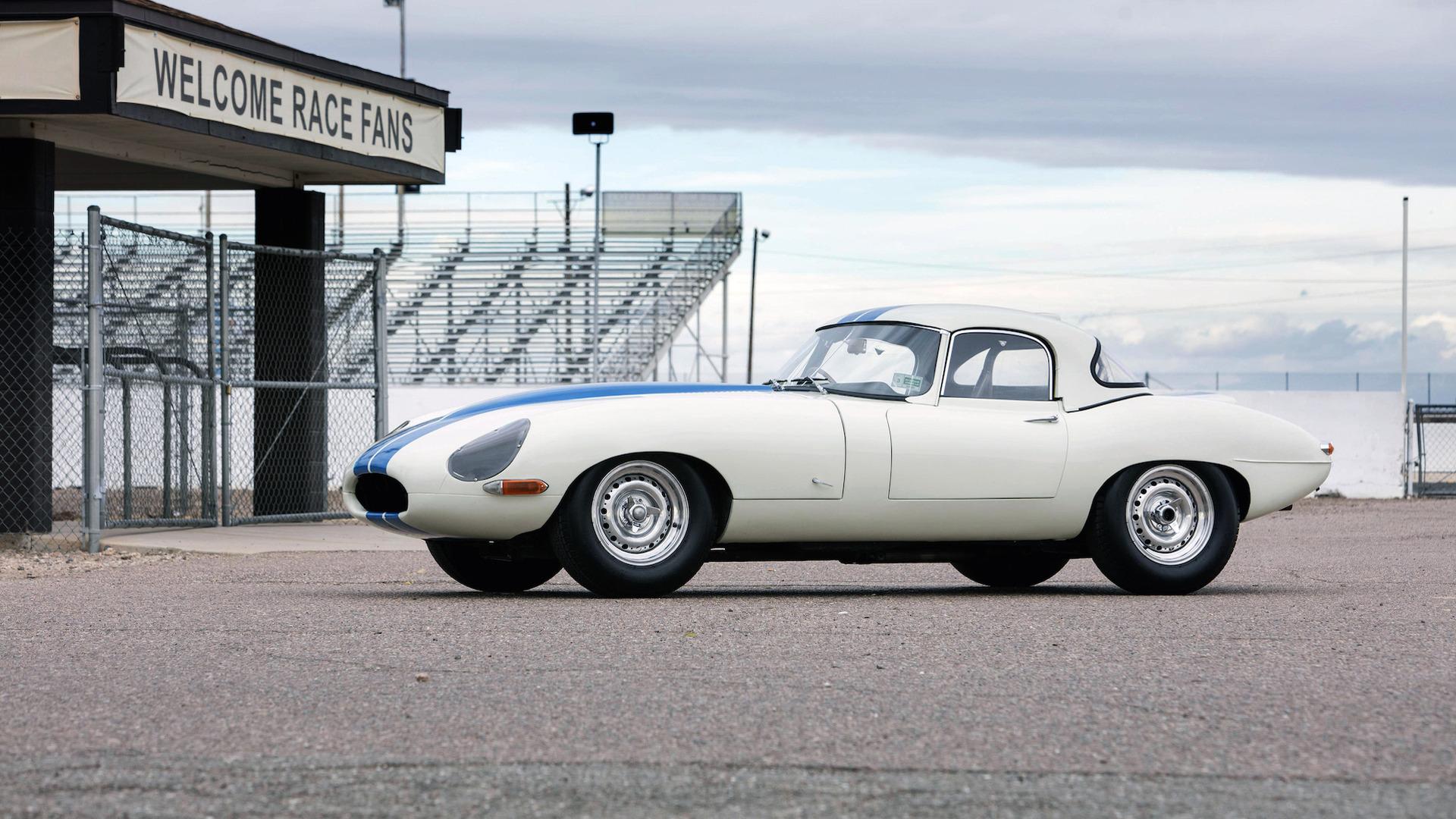 Jaguar E Type >> Gelmis Gecmis En Pahali Jaguar E Type