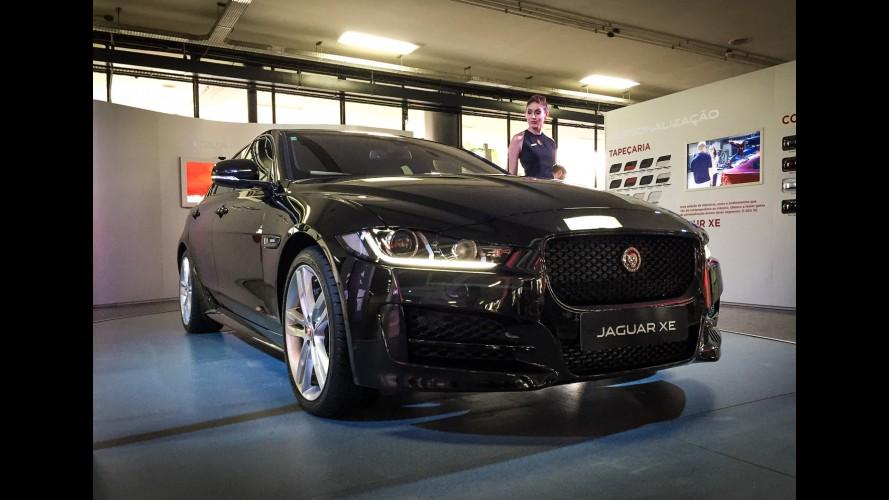 Jaguar XE é premiado o mais seguro da categoria pelo EuroNCAP