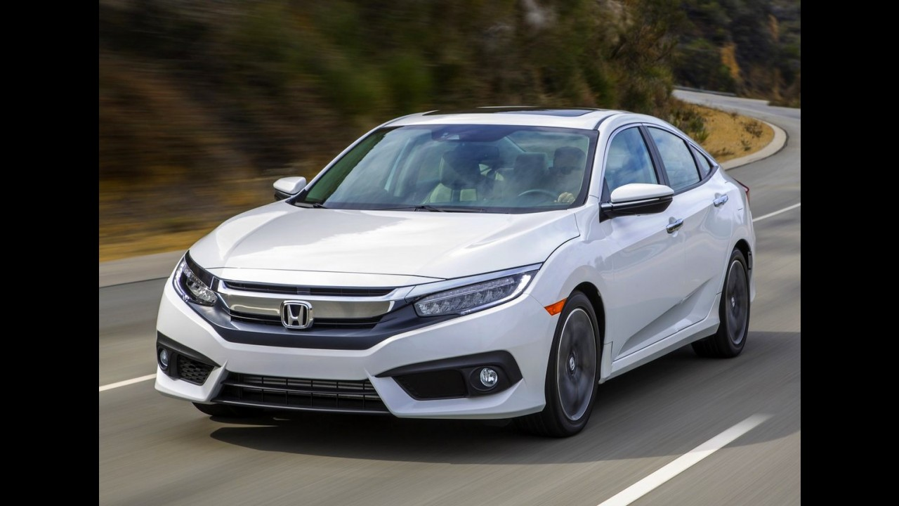 Novo Honda Civic 2016 tem preços e especificações revelados