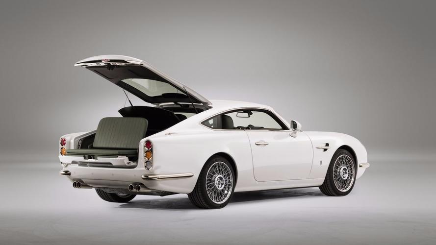 David Brown Speedback GT union jack