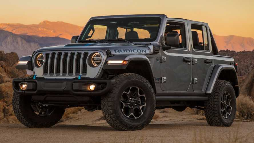 2021 Jeep Wrangler 4xe Configurator Is Up, Most Expensive Is $65,020