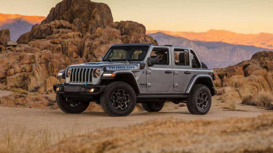 Jeep Wrangler 4xe, 375 CV per il fuoristrada ibrido alla spina