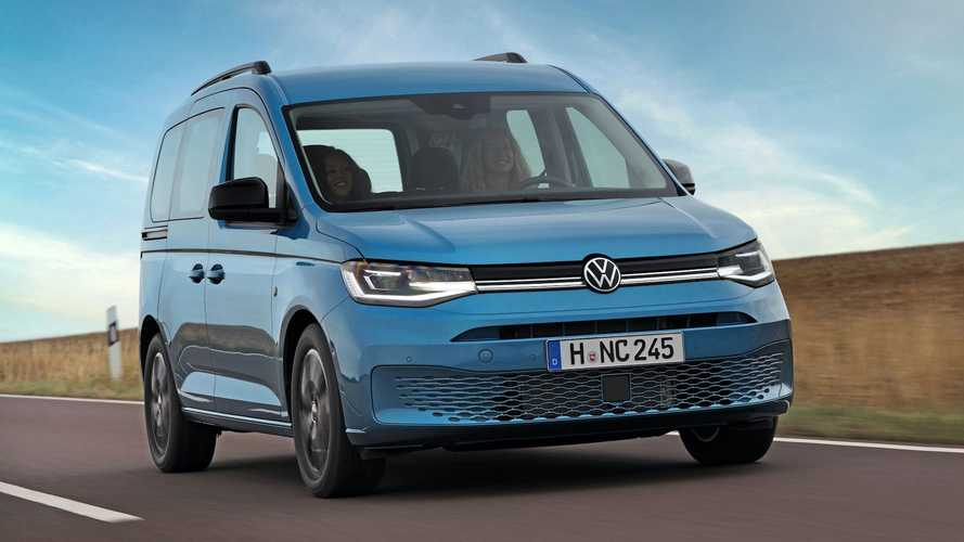 All-New VW Caddy California
