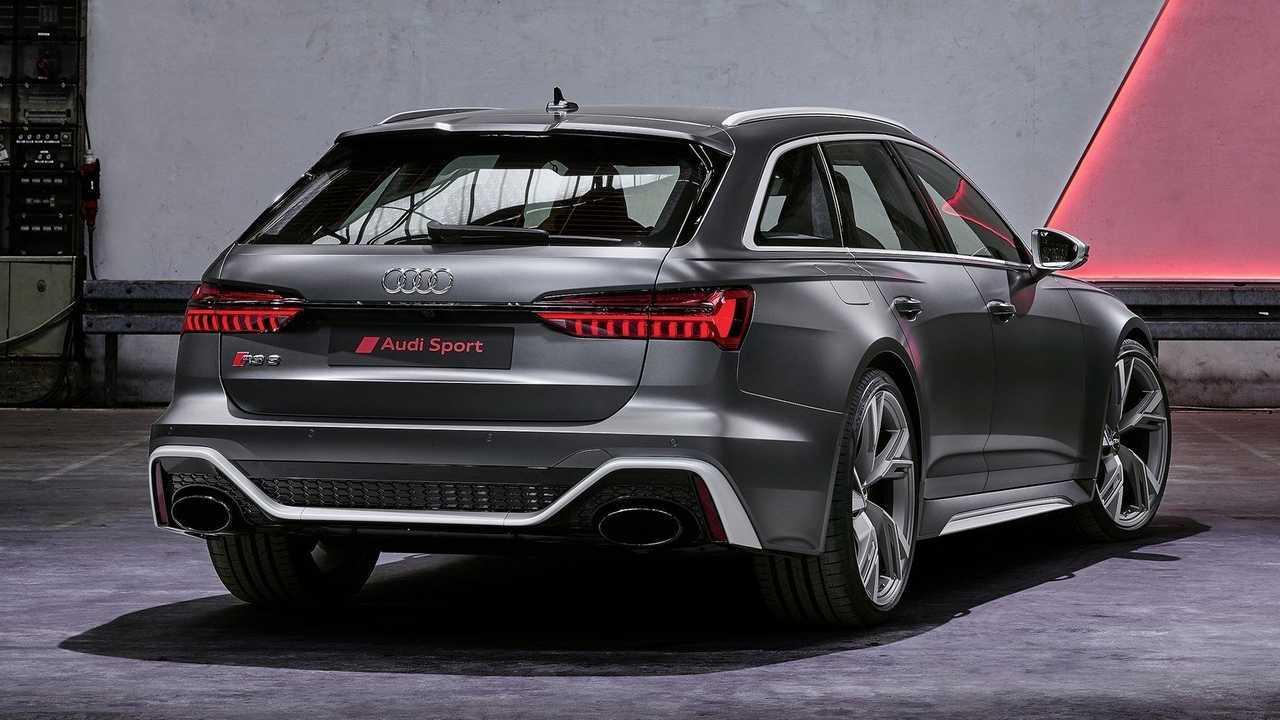 3 - Audi RS 6 Avant
