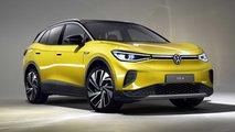 VW ID.4 (2021): Editionsmodelle des Elektro-SUVs ab knapp 50.000 Euro