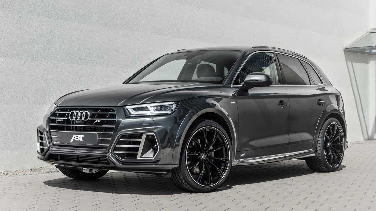ABT Audi Q5 TFSI e (2020)