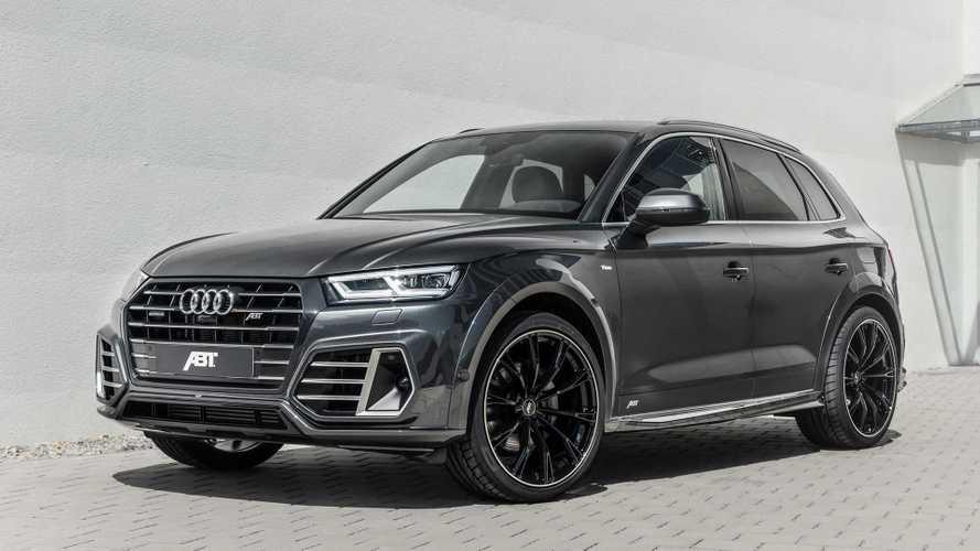 Abt: Aeropaket und 425 PS für den Audi Q5 TFSI e