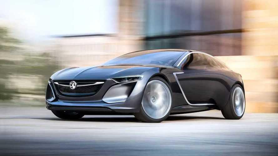Opel/Vauxhall Monza concept (2013)