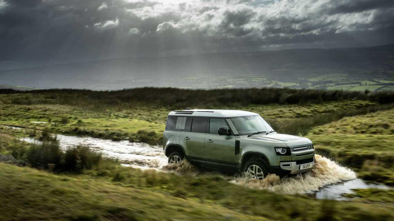 2021 Land Rover Defender PHEV - 5175050