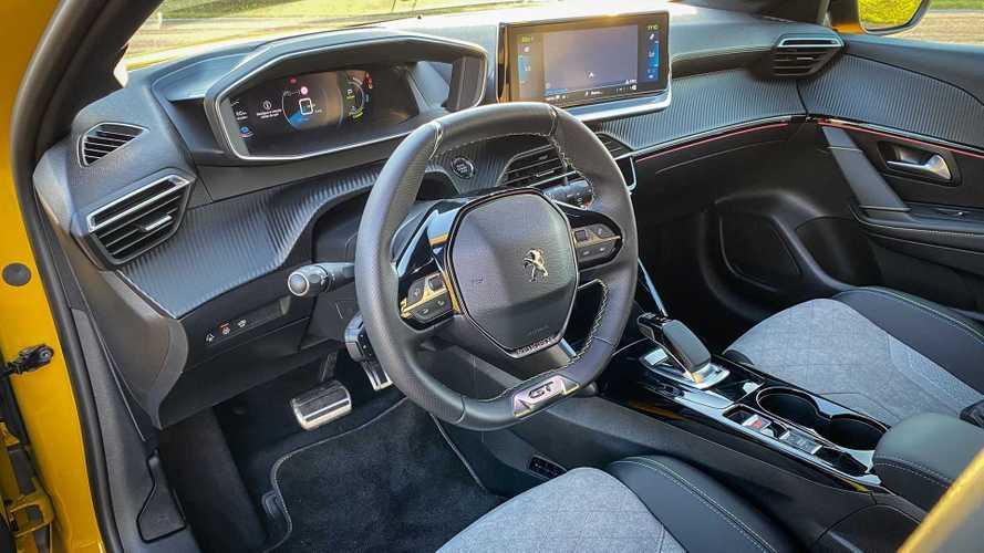 Novo Peugeot 208 2021 (BR)