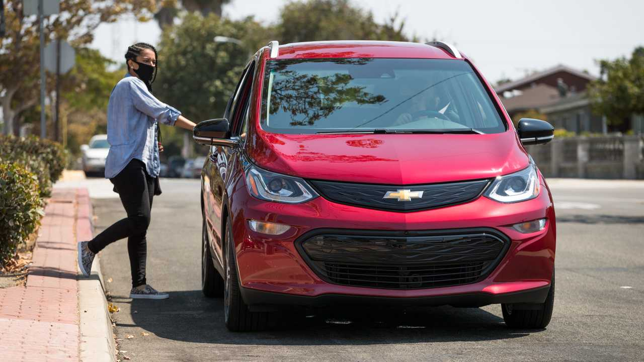 General Motors Helps Drivers on Uber's Platform Switch to Electric