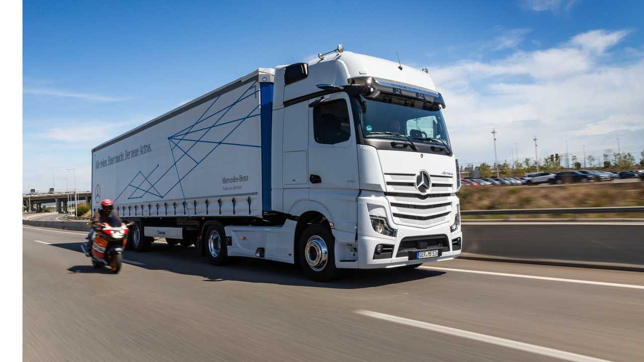 Actros 2 2018