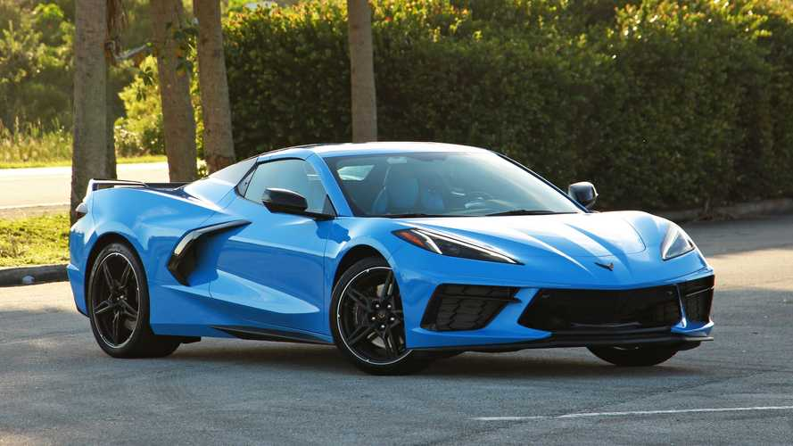 Chevy Says Corvette C8 Buyers Are Wealthier Than C7 Customers