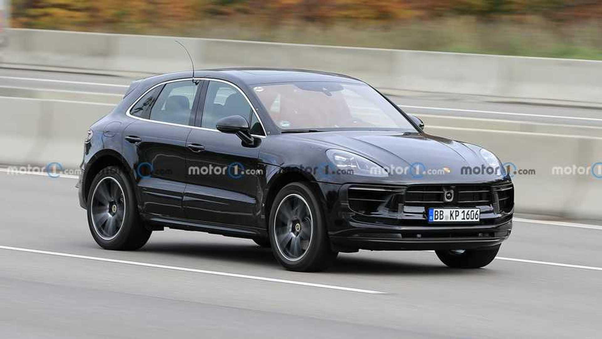 Más potencia para todas las versiones del renovado Porsche Macan