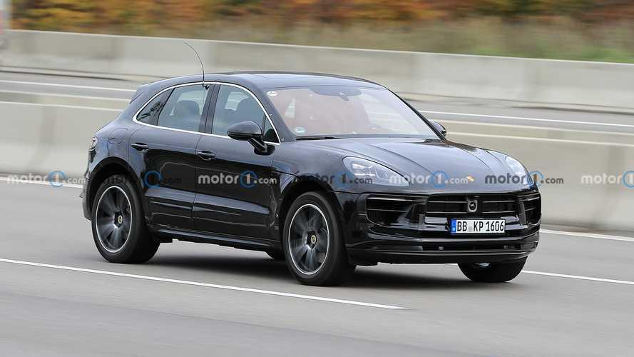 Makyajlı Porsche Macan'ın çıkış gücü yükselecek mi?