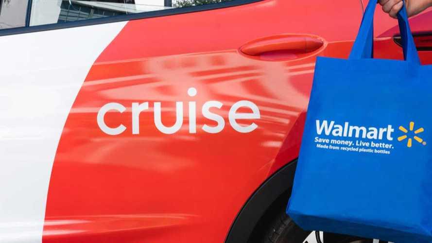 Walmart To Launch Autonomous Vehicle Pilot With Cruise EVs