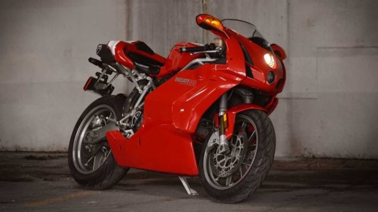 2003 Ducati 999 For Auction At No Reserve