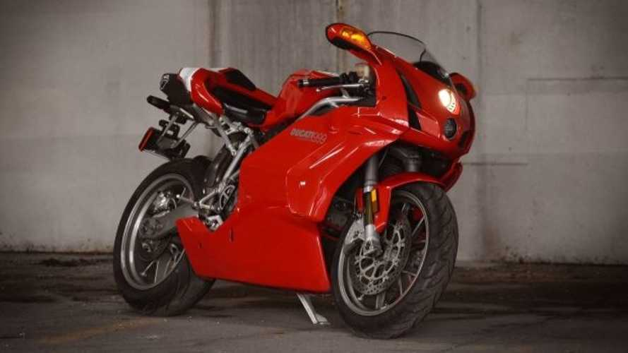 This 2003 Ducati 999 Is Looking For A New Home