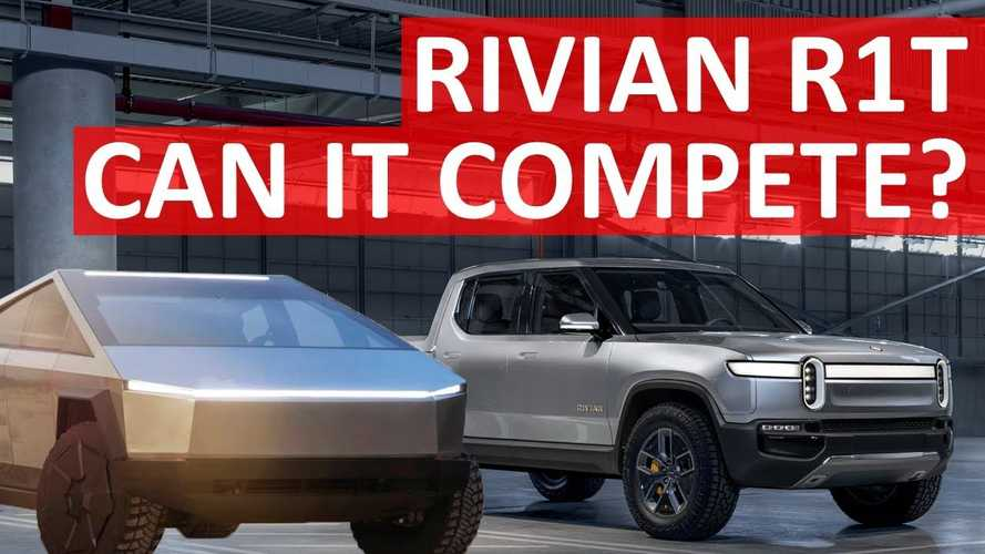 Rivian R1T Electric Truck: Can It Succeed Vs Tesla Cybertruck & Others?