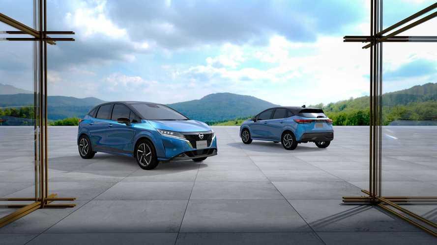 Nissan Note стал меньше и лишился версий без электромотора