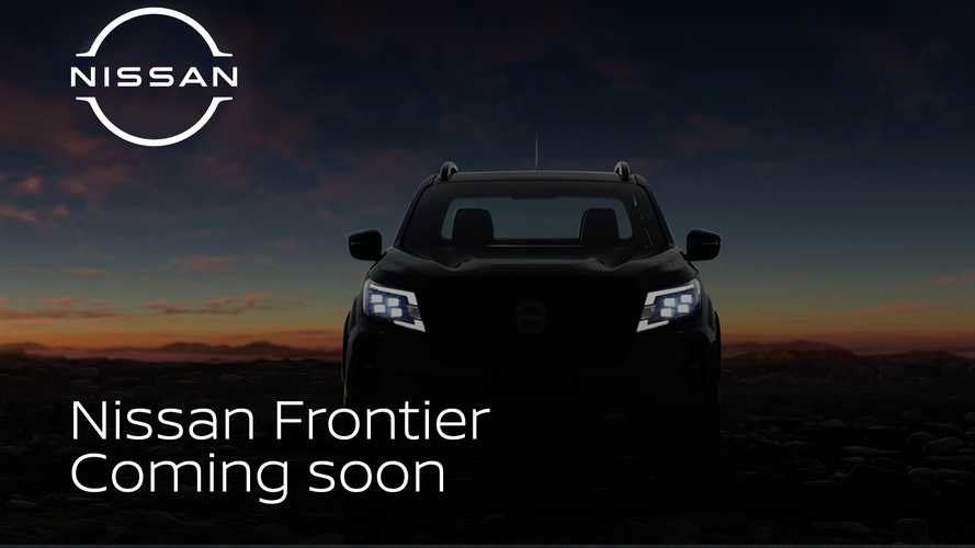 2021 Nissan Frontier Teased, But It's Not The One You're Thinking Of