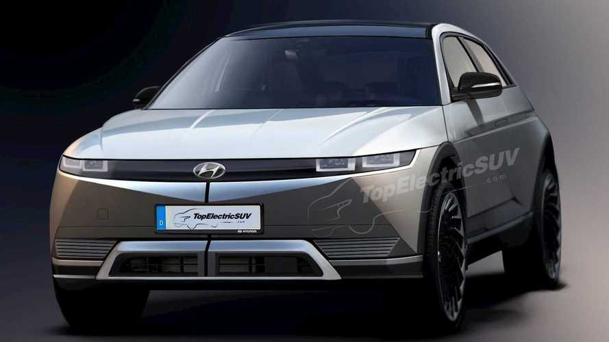 Hyundai Ioniq 5: elétrico que chega em 2021 tem visual antecipado em projeção
