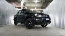 VW Amarok Extreme V6 Black Style 2021