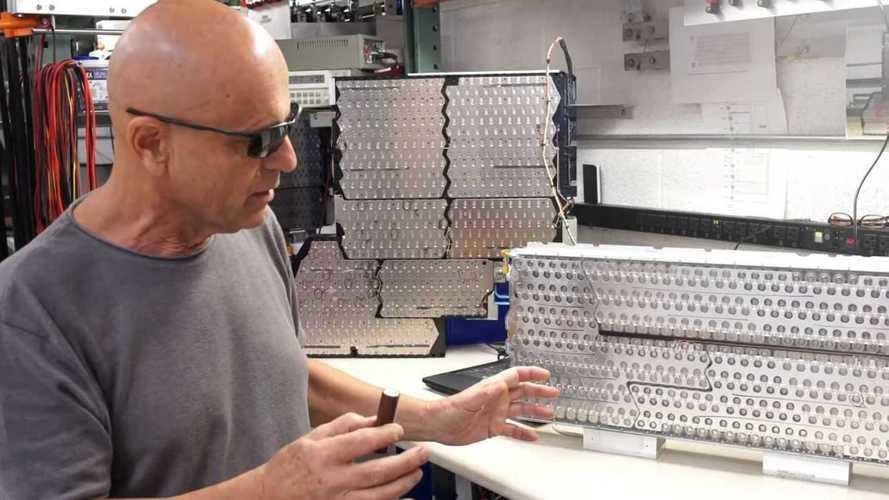 Gruber Motors Details New Tesla Model S Battery Pack Repair Process