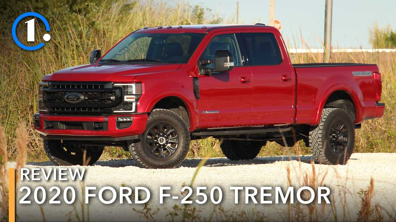 2020 Ford F-250 Tremor Review